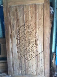 Wooden Main Door Design, Wood Design, Door Design Interior, Doors, Home Decor, Decoration Home, Room Decor, Home Interior Design, Tree Designs