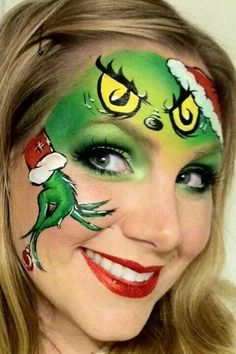 Lisa Joy Young Grinch