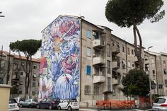 StreetArtRoma: El Devenir | Liqen | 2014 | Zona: San Basilio | #art #streetart #roma