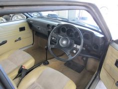 Non-USA Rear-Engined 1978 Suzuki SC100