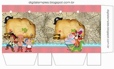 Discover recipes, home ideas, style inspiration and other ideas to try. Pirate Party, Peter Pan, Winnie The Pooh, Toy Chest, Free Printables, Style Inspiration, Disney Characters, Kids, Grammar