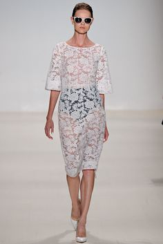 Erin Fetherston Spring 2015 Ready-to-Wear Fashion Show