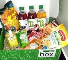 Oktober Box - Erfrischend anders! Die Brandnooz Box gibt es monatlich mit einer reichhaltigen Abwechslung an Lebensmitteln und Getränken zu einem kleinen Preis im Abo. Vorstellen möchte ich hier di...