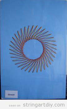 Строка Искусство для детей | Строка Искусство Сделай сам | Учебники, видео и бесплатные образцы, чтобы сделать Струнный Art DIY - Часть 2