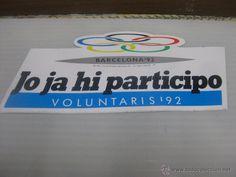Voluntaris Barcelona 92