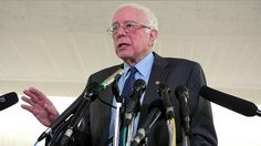"""""""Sanders reopens Dem primary wounds"""" 