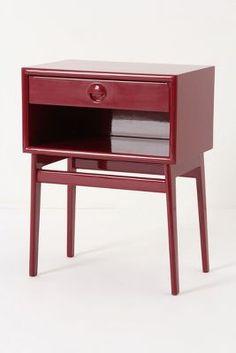 Funky Bedside Tables 1950s bedside cabinet | retro bedroom furniture | vintage bedside