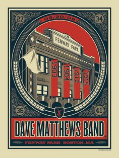 I'd rather be at a Dave Matthews Band's concert right now! <3