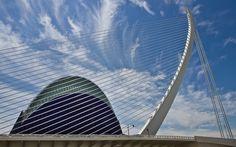 Time Captures | Santiago Calatrava - Architecture - Time Captures