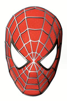 free printable spiderman mask template art lessons and crafts