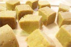 SCD Creamy Coconut Pumpkin Fudge DF (*Use honey for sweetener...)