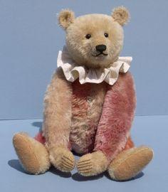 Teddy Bear Clown by Gregory Gyllenship