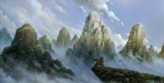 Rising Winds by ~ChaoyuanXu on deviantART