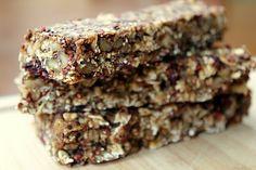 Sweet potato quinoa bars