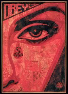 Obey, Shepard Fairey, urban artists, street artists, amazing urban art, graffiti art, Mr Pilgrim