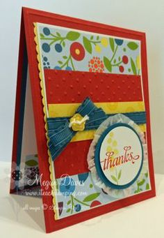 Best of Everything, Summer Smooches, Stampin' Up!