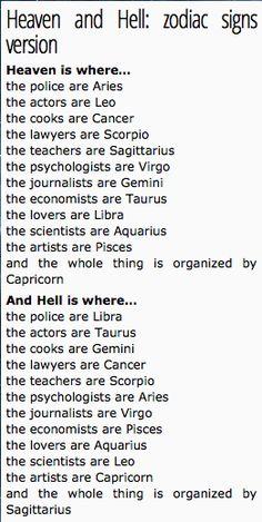 Capricorns good at being good and we make bad look like an art hahaha