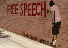 Freedom of speech, is like in most countries, an important value for the Australians. Free speech is important for people's social development, and it helps people to create a personal opinion, which they can shout out to anyone.