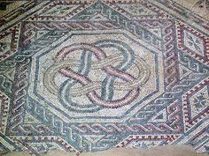 check out the curves in this mosaic
