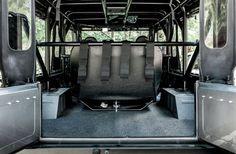 1966 Toyota Fj45 Cargo Area