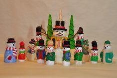 Snowmen collection 2014