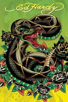Image detail for -Ed Hardy Tattoo Designs - Page 6