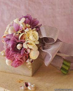 Beach Wedding Bouquet