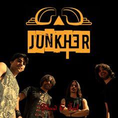 """#NoticiaRockllejeros: Pronto verá la luz """"Blood & toil"""", debut discográfico de Junkher. Como single adelanto """"Livin´On My Feet"""""""
