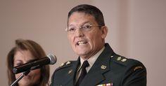 Reapareció el general (r) Rubén Darío Alzate