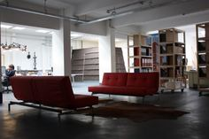 WAM Architecten's Offices by WAM - Office Snapshots