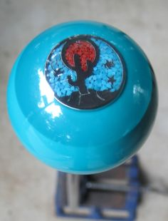 HouseOspeed - Hot Rod Shift Knob - Southwestern Turquoise Shift Knobs - Various…