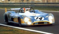 2nd place finish for MATRA 670 of Francois CEVERT / Howden Ganley