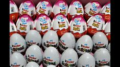 collection of 30 kinder joy surprise egg : 15 kinder joy : 15 kinder sur. Kinder Joy Surprise Eggs, Best Kids Toys, Doll Hair, Miniatures, Hair Coloring, Dolls, Collection, Check, Birds