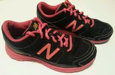 Boys New Balance Shoes 2.5 Running 750 Red Sneakers Athletic Sport Basketball  #NewBalance #Athletic