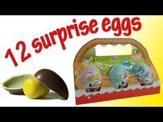 kinder surprise eggs Easter 2015
