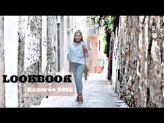 Summer Outfits LookBook 2017 | 4 Tenues ☼ - YouTube