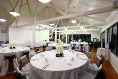 Our décor and set up at Key Restaurant Maleny