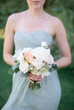 Photography: Christie Graham Photography - www.christiegrahamphotography.com/  Read More: http://www.stylemepretty.com/canada-weddings/2015/05/22/romantic-spring-garden-wedding/