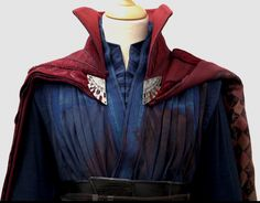 b79f01b557 Doctor Strange, Rain Jacket, Windbreaker, Leather Jacket, Studded Leather  Jacket, Leather