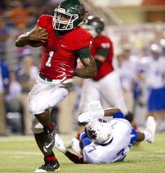 After a record-breaking season that saw The Woodlands win its third consecutive district title, Highlander running back Patrick Carr was named the All-District 16-6A Most Valuable Player. Carr, who...