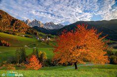 Fotografía The Symbol of South Tyrol por Roberto Sysa Moiola en 500px Dolomitas, Italia