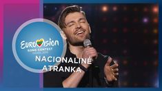 Run with the lions song lithuania a wonderful voice boy sings sensually being sensitive and talented scene show performance music pop love jurij veklenko 10 facts about lithuania s eurovision 2019 singer Tel Aviv, Hetalia, Bingo, Sweden, Eurovision France, Little Boy Fashion, Junior, Lithuania, Little Boys