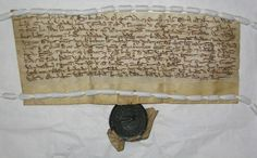 Dating medieval English charters