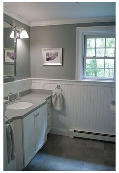 Grey Bathrooms, White Bathroom, Modern Bathroom, Master Bathroom, Bathroom Ideas, Bathroom Renovations, Remodel Bathroom, Bathroom Makeovers, Bathroom Pictures