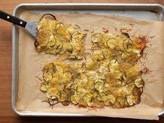 Provencal Summer Squash and Potato Gratin #myplate #veggies