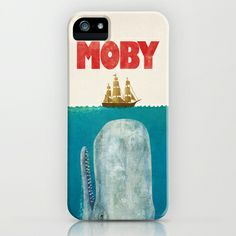 Moby  iPhone & iPod Case by Terry Fan - $35.00