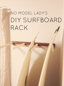 33 Awesome Surfboards Storage Design Ideas That You Need To Try - There are so many people out there dealing in the vintage surfboard market these days that it is getting hard keeping track of what's what. I have bee. Surfboard Storage, Surfboard Rack, Surfboard Decor, Diy Rack, Vintage Surfboards, Surf Decor, House Deck, Surfer, Storage Design