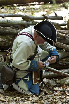 French & Indian War...Re-enactment / Encampment, Cook Forest, PA 6/7/14