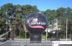 Täispuhutav reklaampall Kannu - http://www.reklaamkingitus.com/et/pildid?pid=8114