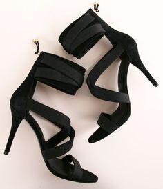 Bilekten Bağlamalı Topuk Ayakkabı Modelleri | 7/24 Kadın | #highheels #high #heels